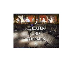 Theater und Thermen (Audioguide, Audio Guide)