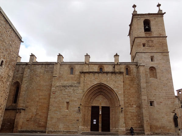 Besuch in Cáceres